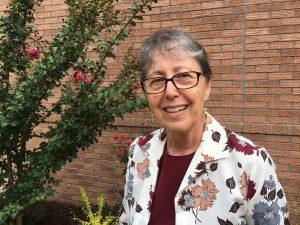 NMI President – Joan Webb